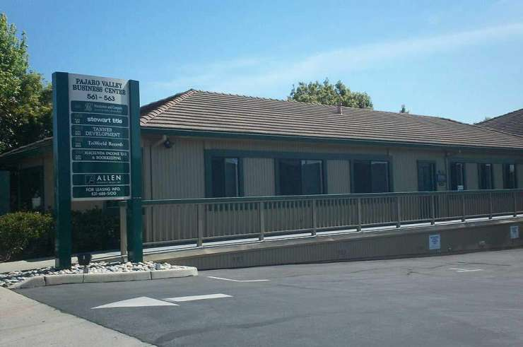 Watsonville Office Space Available xxx