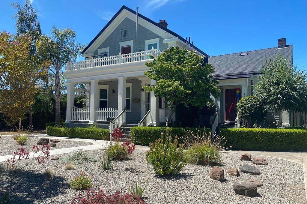 Blackburn House Exterior 2