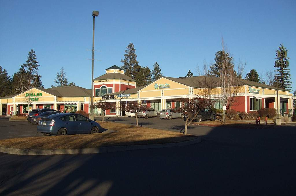 Bend River Shopping Center