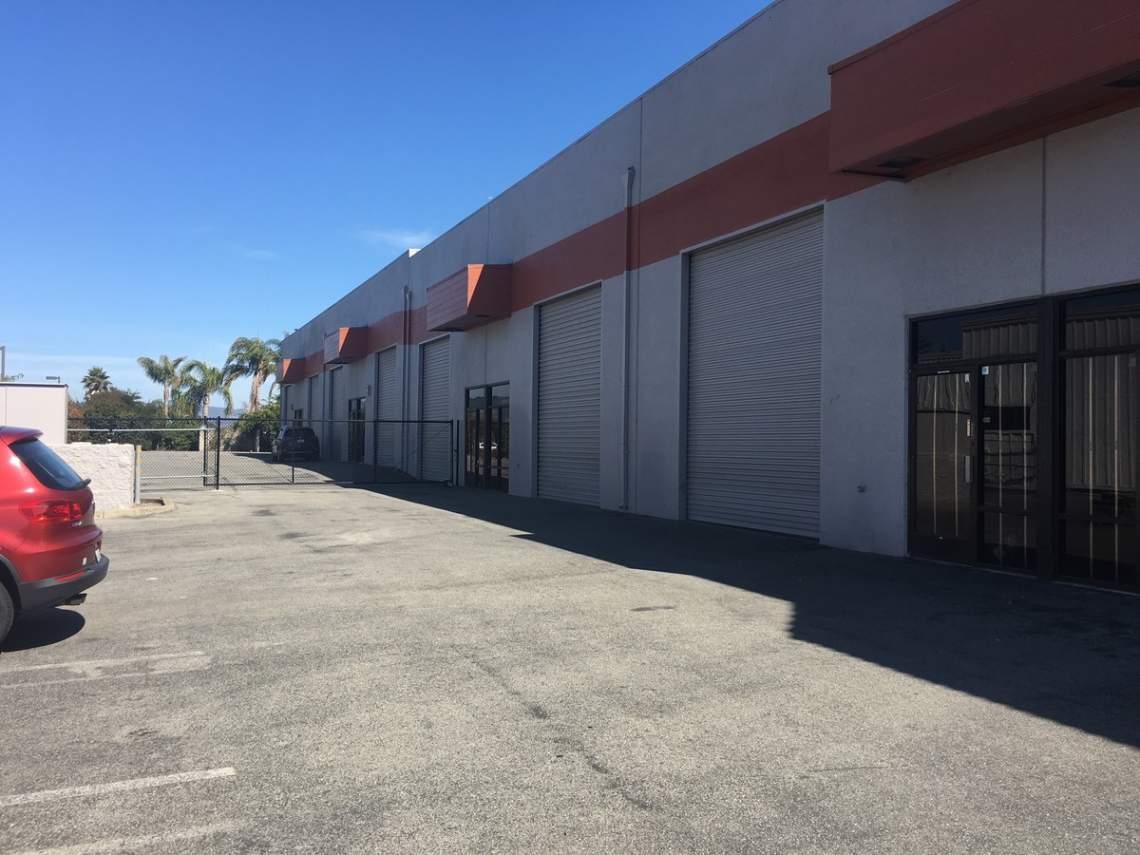 Hangar-Parking